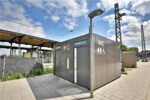 Toilettes publiques Uruguay