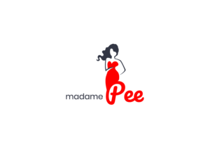 Logo représentant une femme madamepee