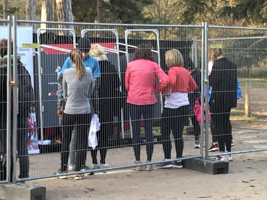 Participants Urgent Run