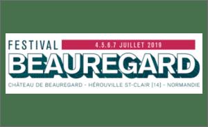 Logo festival Beauregard 2020