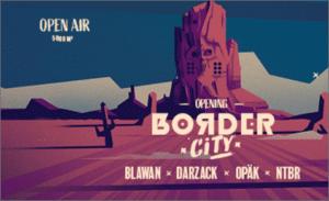 Festival Border city 2020