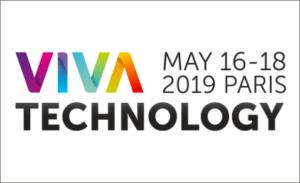 Logo salon viva technology 2019