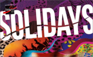 Affiche festival Solidays