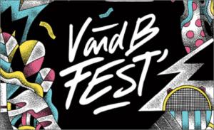 Affiche V&B Fest 2019