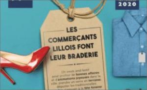 Logo braderie de Lille