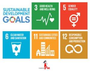 Sustainable Development Goals madamePee