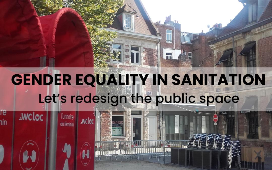 gender equality in sanitation